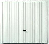 Virginia Framed Retractable Garage door, (H)2134mm (W)2438mm