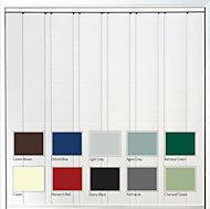 Utah Framed Retractable Garage door, (H)2134mm (W)2438mm