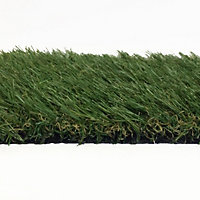 Midhurst Heavy density Luxury artificial grass (W)2 m x (L)3m x (T)30mm