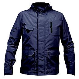 Rigour Grey Lightweight Jacket Medium