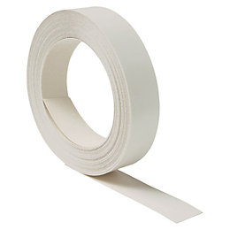 IT Kitchens Ivory Style Matt Edging tape (L)10m