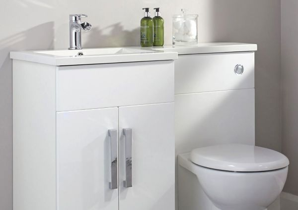 Bathroom furniture cabinets free standing furniture for B q bathroom accessories