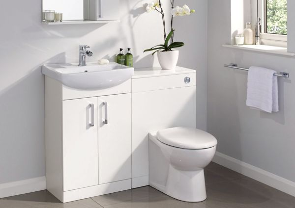 Bathroom Furniture | Cabinets & Free-Standing Furniture ...