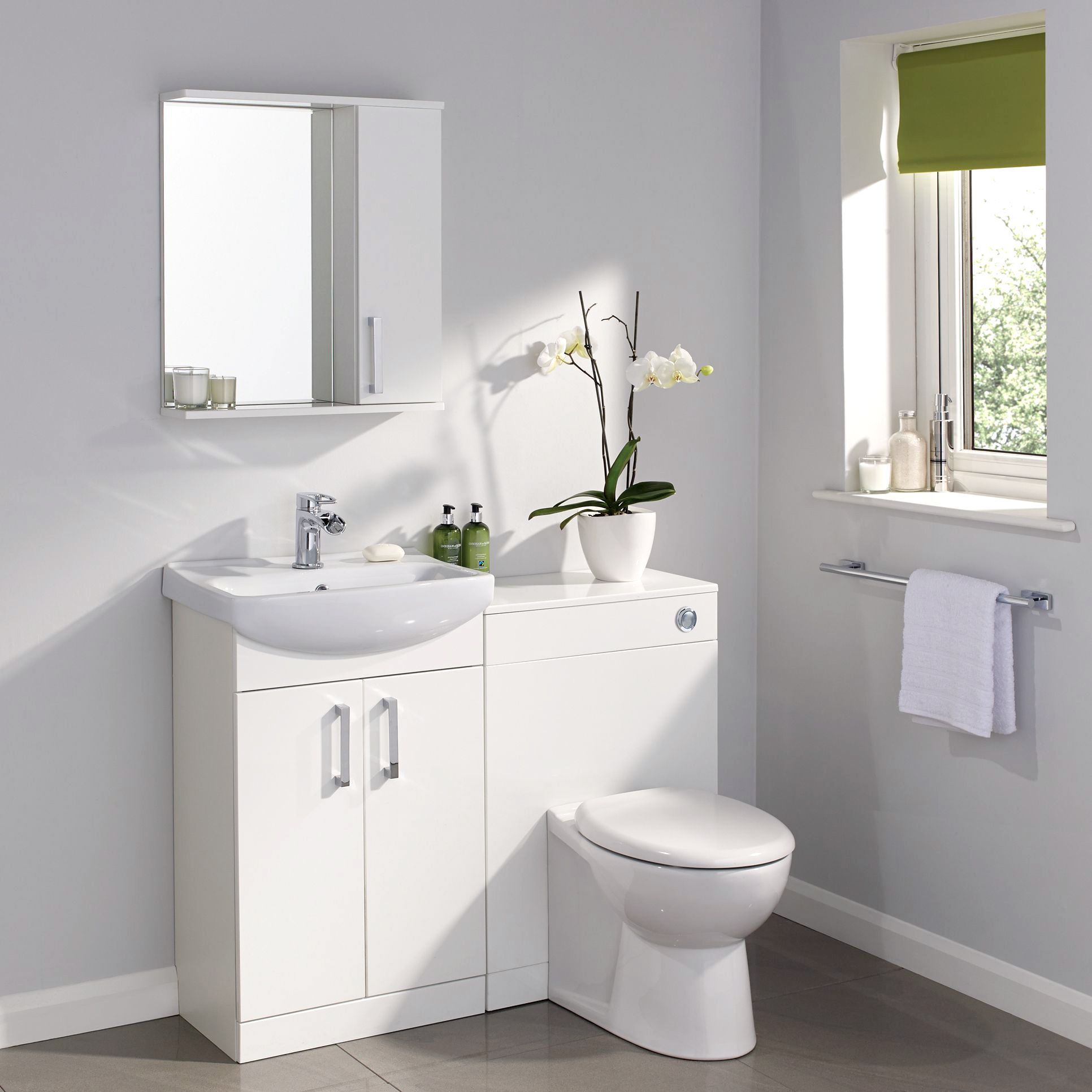 Ardenno Freestanding Bathroom Furniture