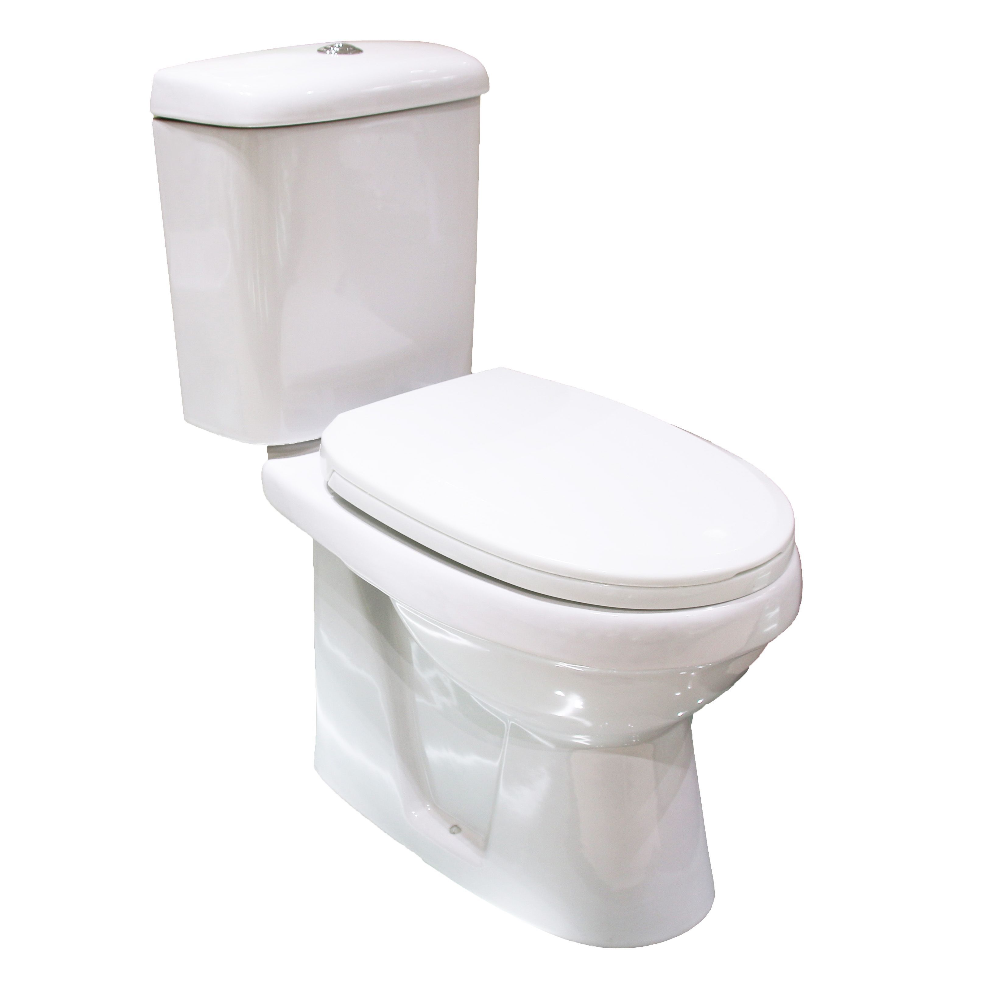 Cooke & Lewis Duetto Close Coupled Toilet with Integrated Basin with
