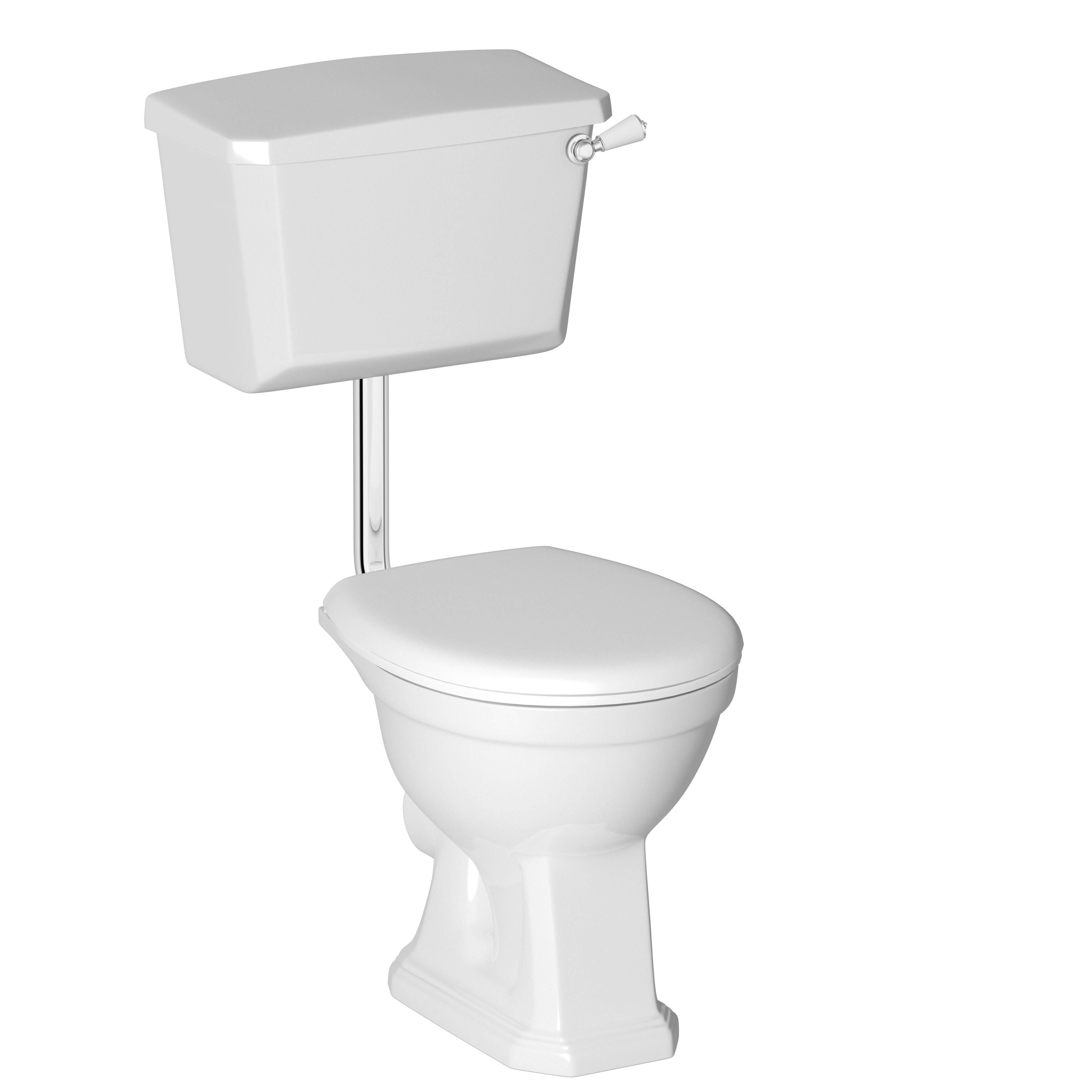 Toilets Stylish Close Coupled Back To Wall Amp More Diy