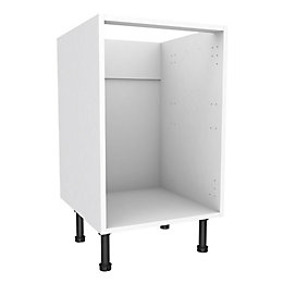 Cooke & Lewis White Multi-drawer Base cabinet (W)500mm