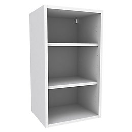 Cooke & Lewis White Deep Wall Cabinet (W)400mm