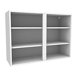 Cooke & Lewis White Deep Wall cabinet (W)1000mm