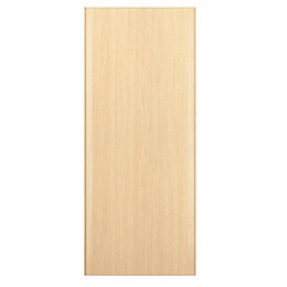 IT Kitchens Textured Oak Effect Wall end replacement