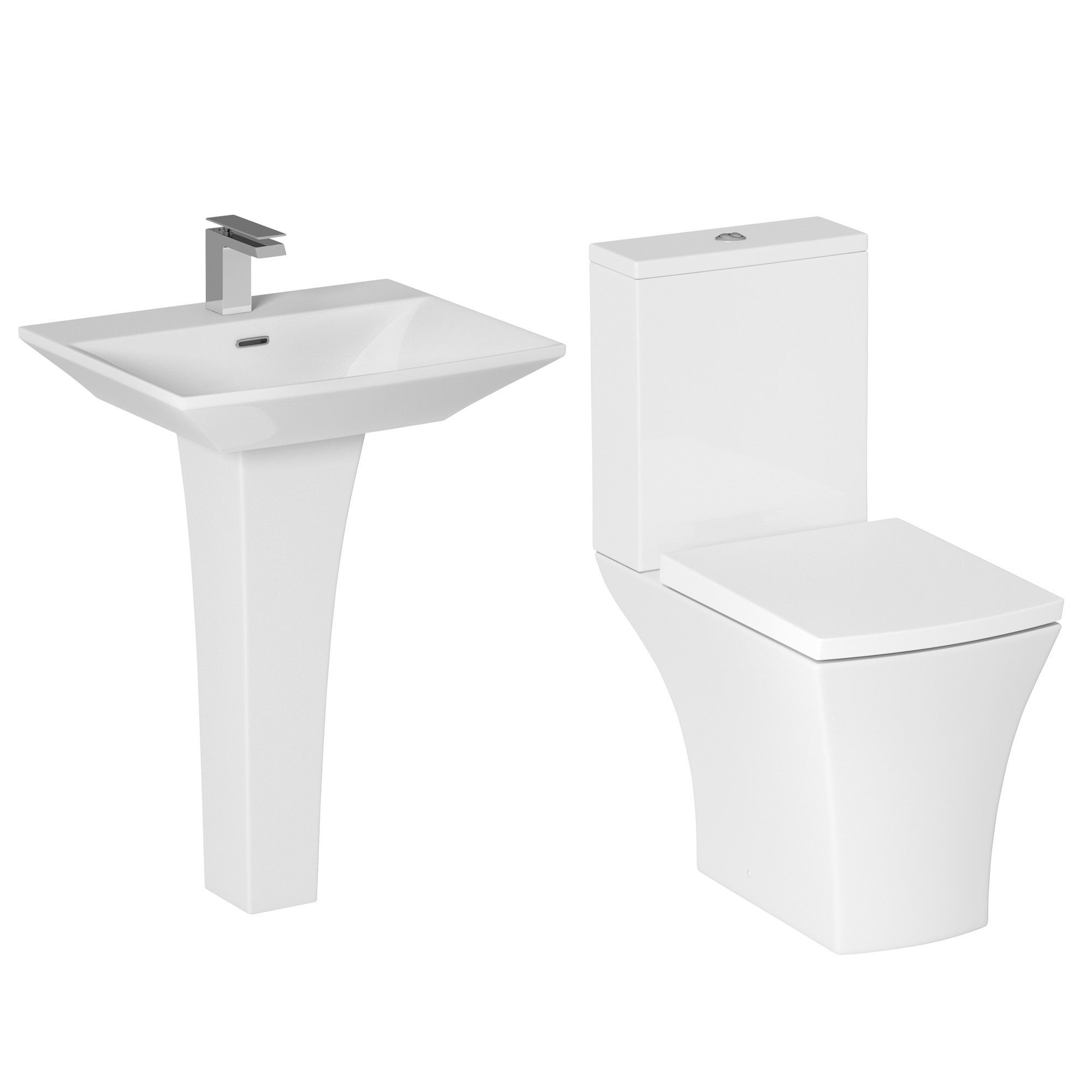 white bathroom mayfair cheviotproducts with i wayfairi metal mini top overflowh overflow reviews larger view biscuith pedestal sink cheviot console farnham small