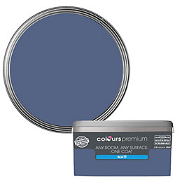 Colours Premium Beach hut Matt Emulsion paint 2.5L