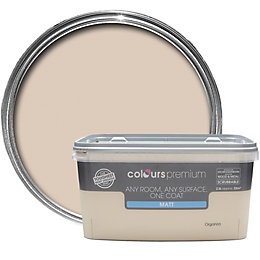 Colours Premium Organza Matt Emulsion paint 2.5L