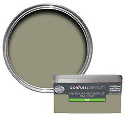 Colours Premium Alep Silk Emulsion paint 2.5L