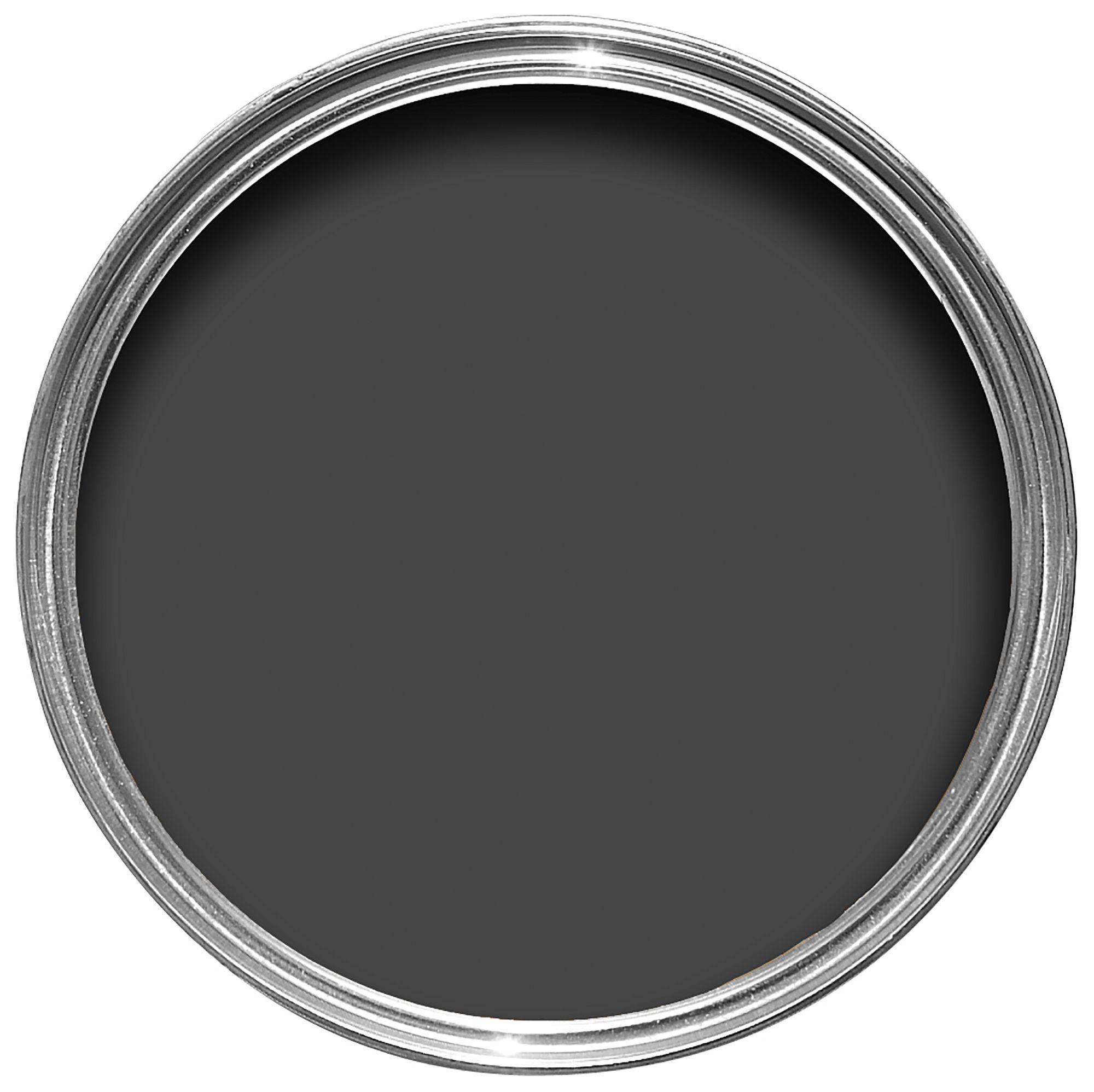 Colours Premium Charcoal Silk Emulsion Paint 2 5l