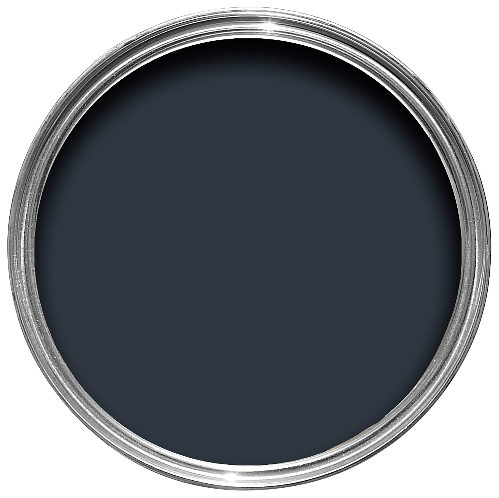 Colours Premium Deep Blue Sea Silk Emulsion Paint 2 5l Departments Diy At B Amp Q
