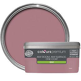 Colours Premium Massai Silk Emulsion Paint 2.5l