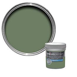 Colours Premium Lily Pad Matt Emulsion Paint 0.05L