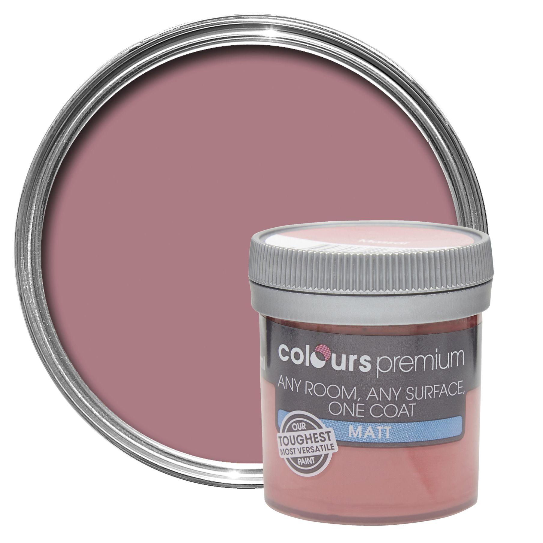 Colours Premium Massai Matt Emulsion Paint 0 05l Tester