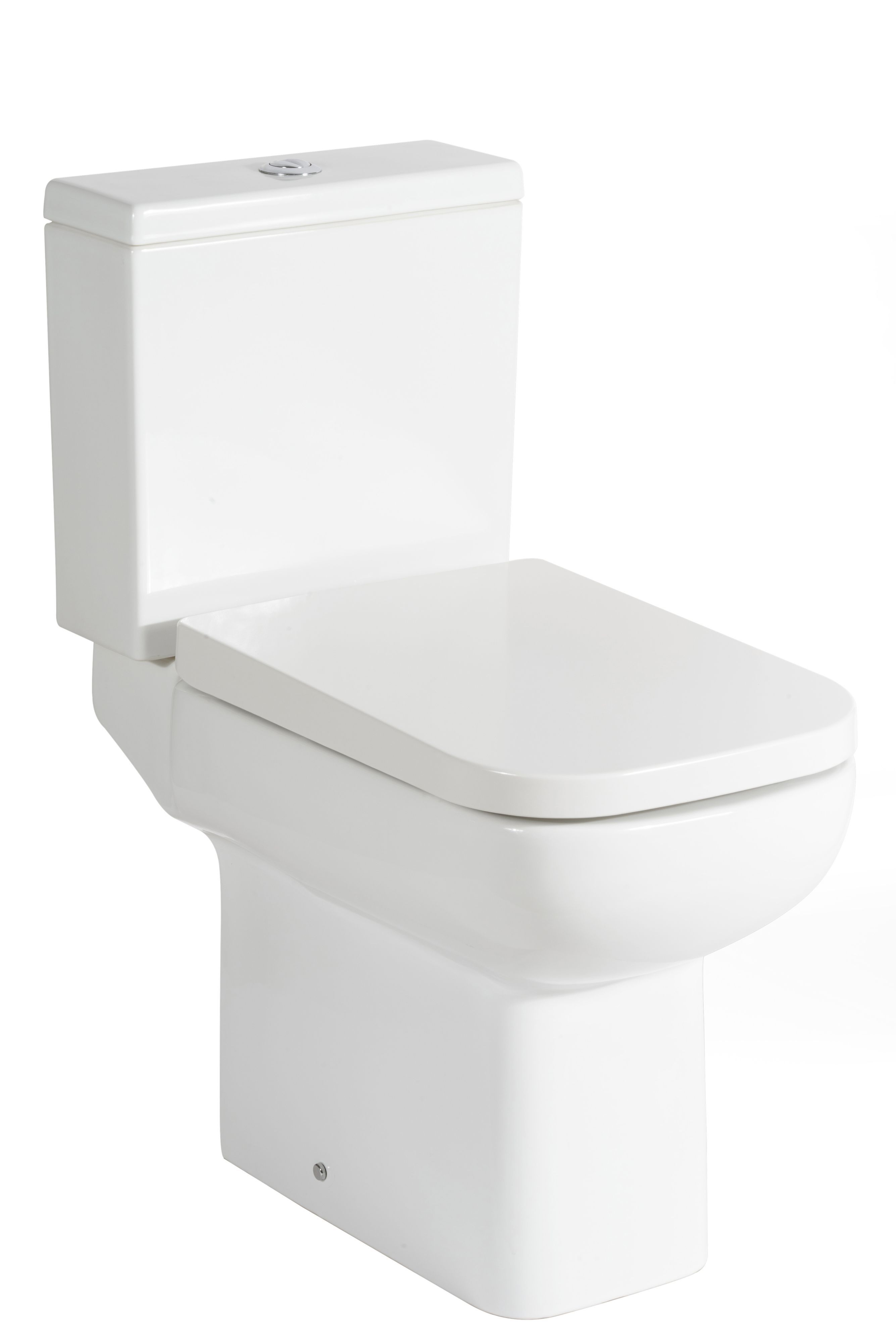 Cooke lewis fabienne close coupled toilet with soft B q bathroom design service