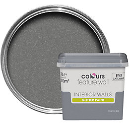 Colours Feature wall Cosmic sky Emulsion paint 1