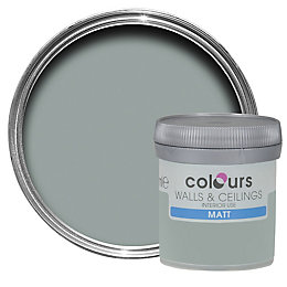 Colours Tester Eau de nil Matt Emulsion paint