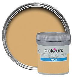 Colours Harvest field Matt Emulsion paint 0.05 L