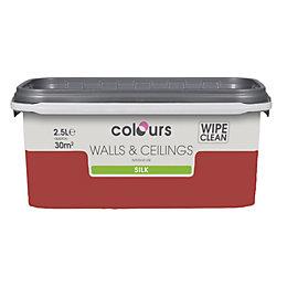 Colours Standard Ladybug Silk Emulsion Paint 2.5L
