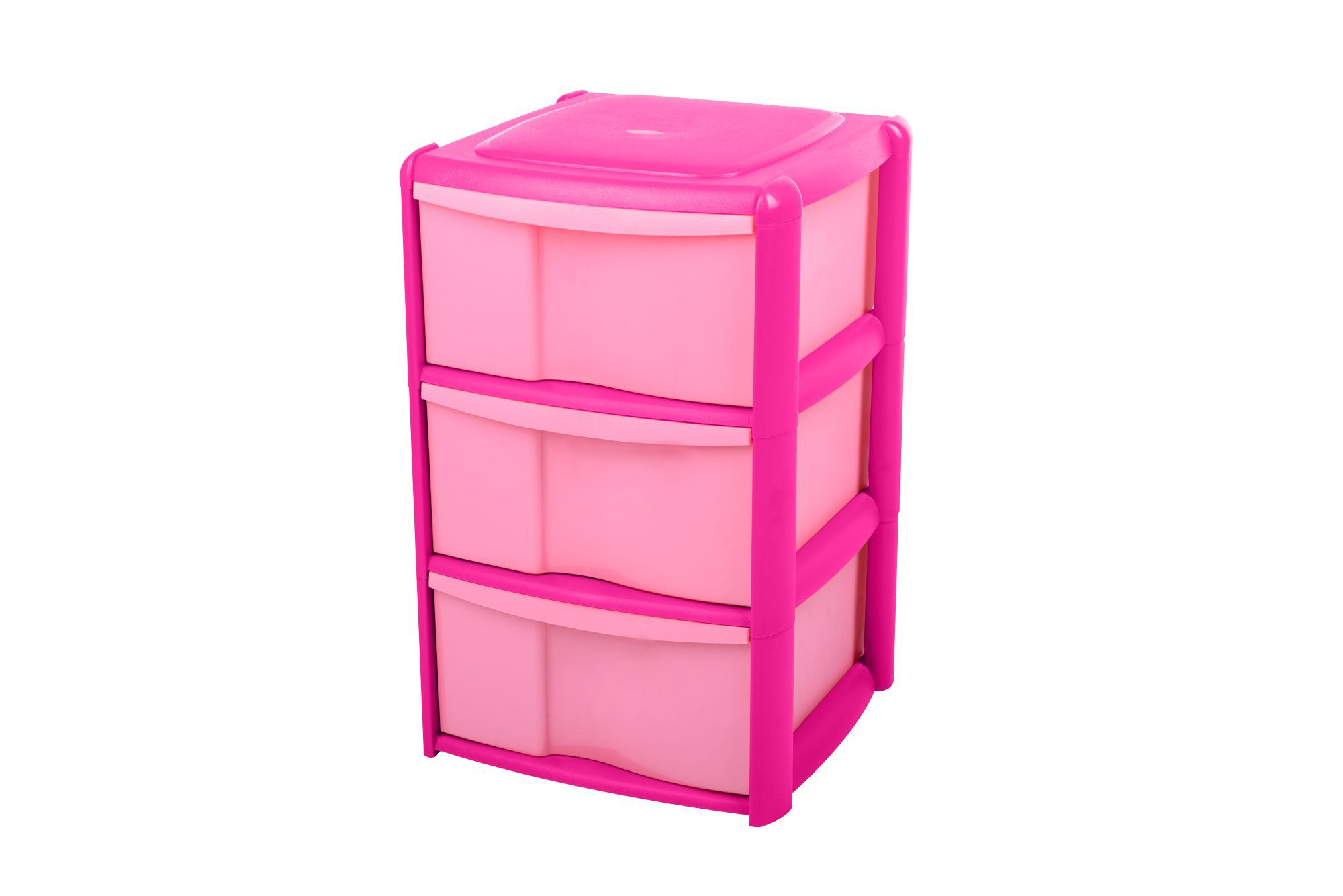Form Drawer Towers Pink Plastic Drawer Tower Unit