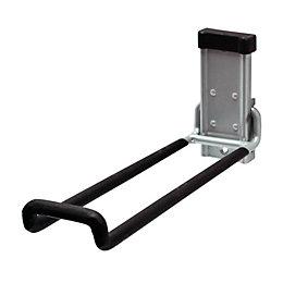 Form Twinslot Silver Effect Ladder Hook