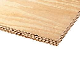 Plywood Sheet (Th)12mm (W)1220mm (L)2440mm