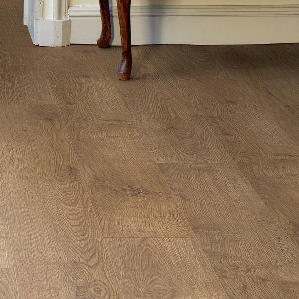 Andante Old Oak Effect Laminate Flooring 1 72 M² Pack Departments Diy At B Q