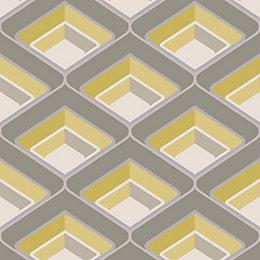 Gold Geo Geometric Glitter Highlight Wallpaper
