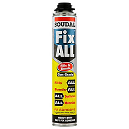 Soudal Filler & adhesive 750 ml