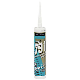 Dow Corning 791 Weatherseal Multi-Purpose White Sealant 310
