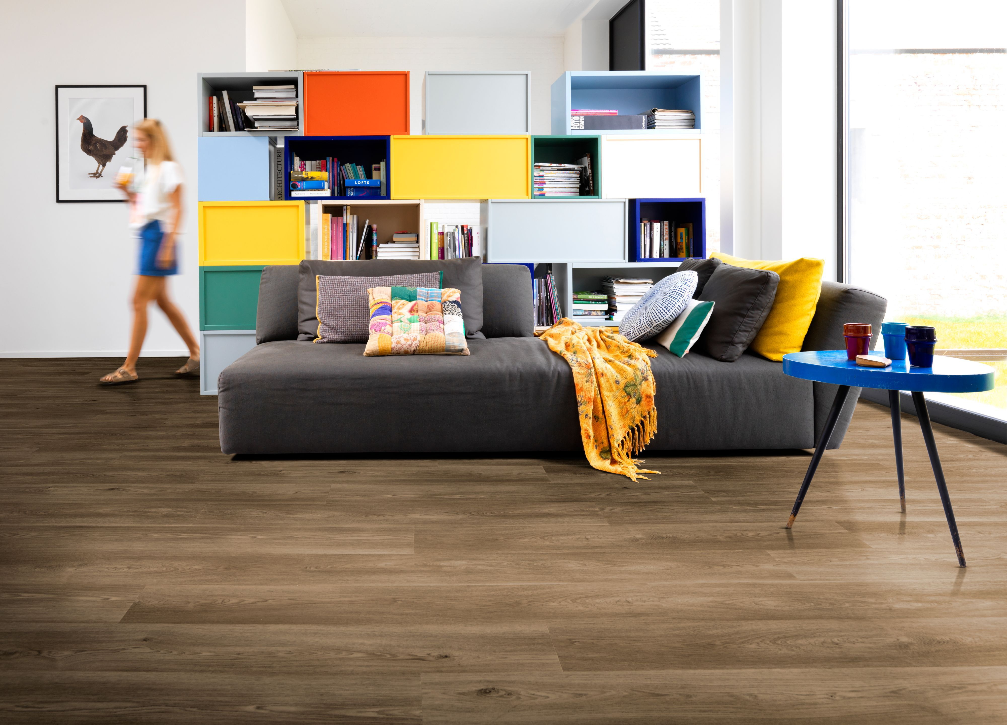 Luxury vinyl tiles id essential click tarkett