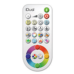 Idual Infrared Remote Control