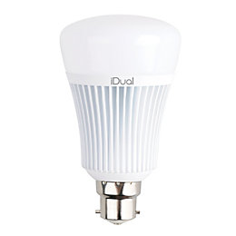 Idual B22 806lm LED Dimmable GLS Light Bulb