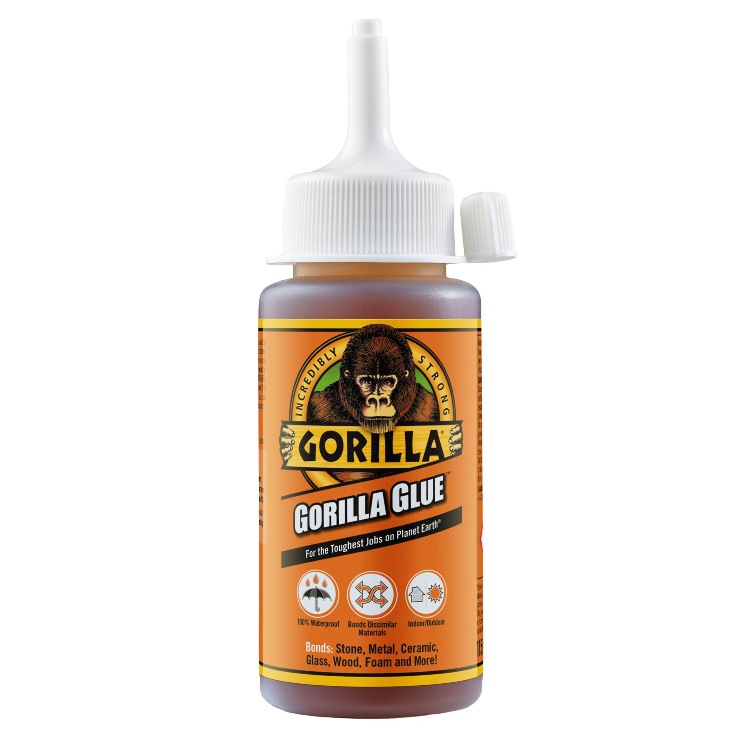 Gorilla Glue 115ml | Departments | DIY at B&Q