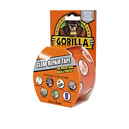 Gorilla Clear Repair Tape (L)8M (W)50mm