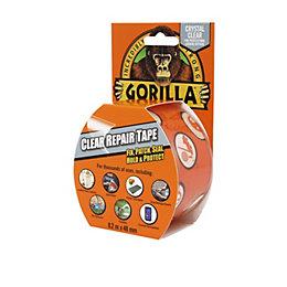 Gorilla Clear Repair Tape (L)8M (W)50mm