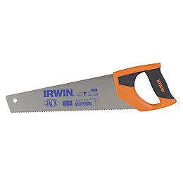 Irwin Jack Steel Universal Toolbox saw (L)350mm