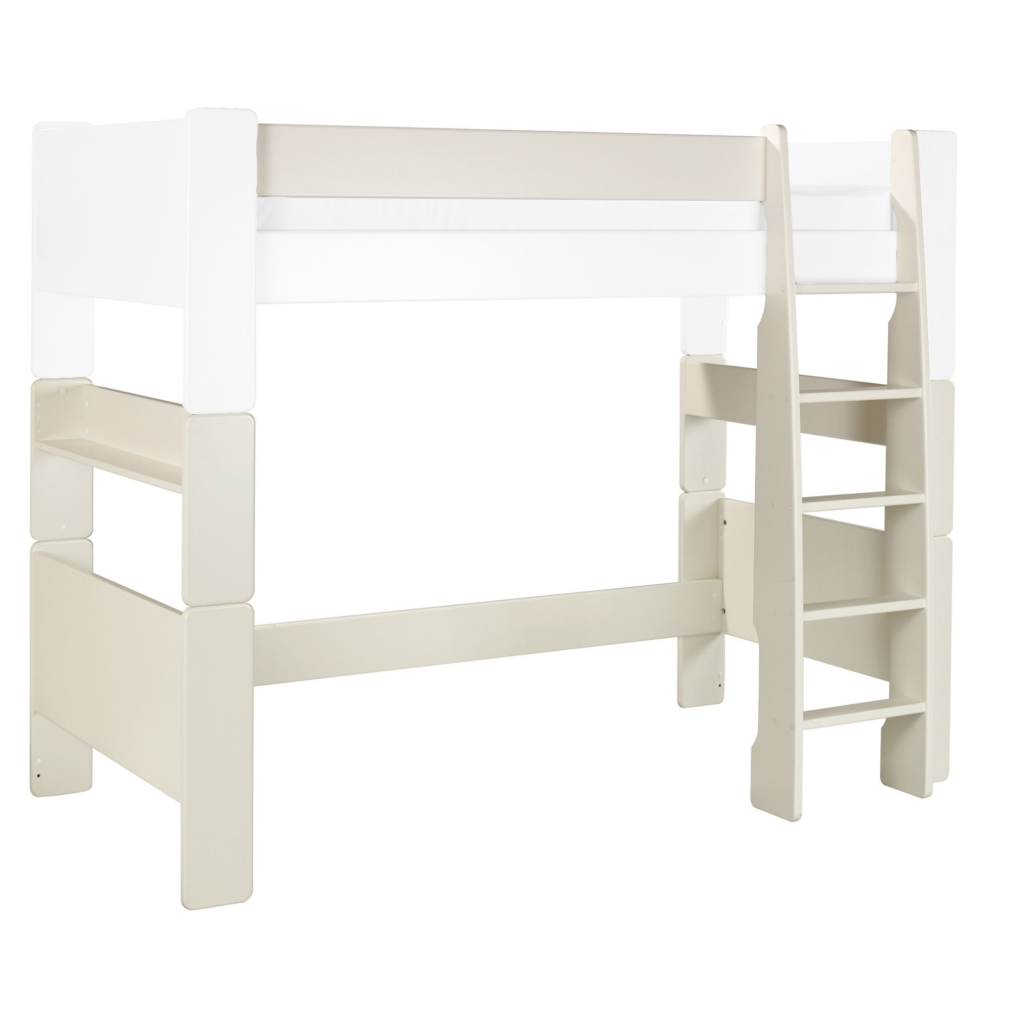 Wizard Single High Sleeper Bed Extension Kit   Departments ...