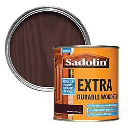 Sadolin Jacobean walnut Woodstain 0.5L