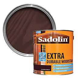 Sadolin Jacobean Walnut Woodstain 2.5L