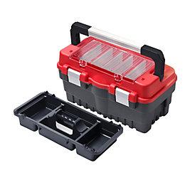 Patrol Plastic Toolbox