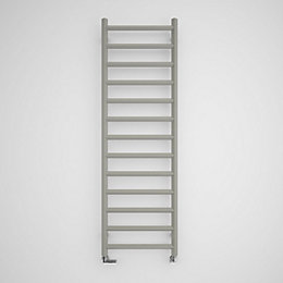 Terma Crystal Sparkling Gravel Square Towel Radiator (H)1560mm