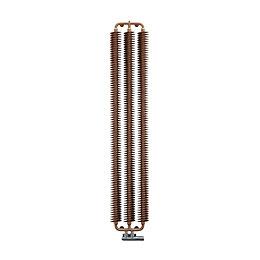 Terma Ribbon Vertical Radiator Gloss Powder Coated (H)1720