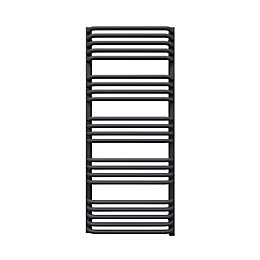 Terma Alex One Electric Modern Grey Towel Warmer