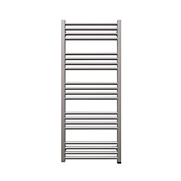 Terma Fiona Electric Spark Gravel Towel Warmer (H)1140mm
